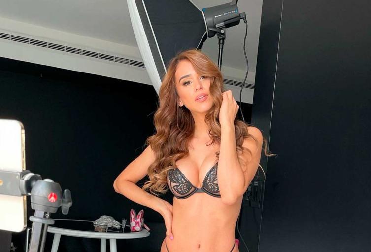 Yanet García, presentadora y modelo abre su Onlyfans