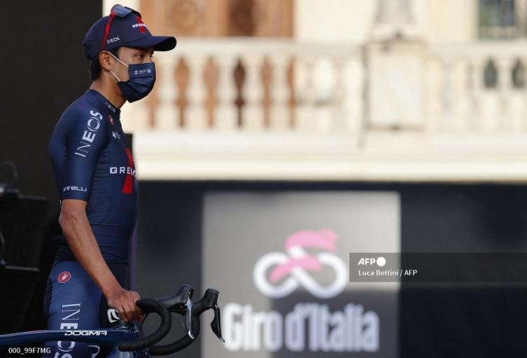 Egan Bernal 2021 - Giro de Italia
