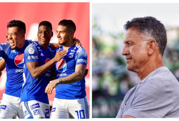 Millonarios, Juan Carlos Osorio