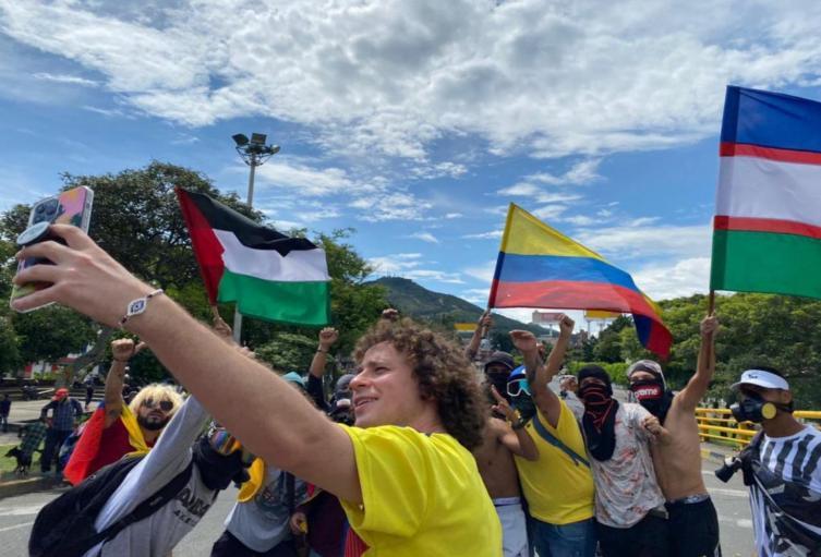 Luisito Comunica en Colombia