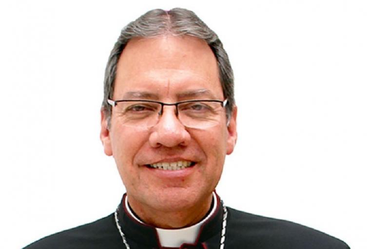 Obispo de Soacha, Monseñor José Daniel Falla Robles