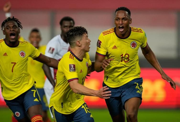 Selección Colombia - Yerry Mina