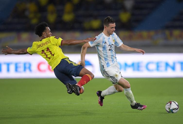 Colombia Vs. Argentina - Eliminatorias Sudamericanas