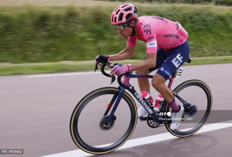 Rigoberto Urán - Tour de Francia 2021