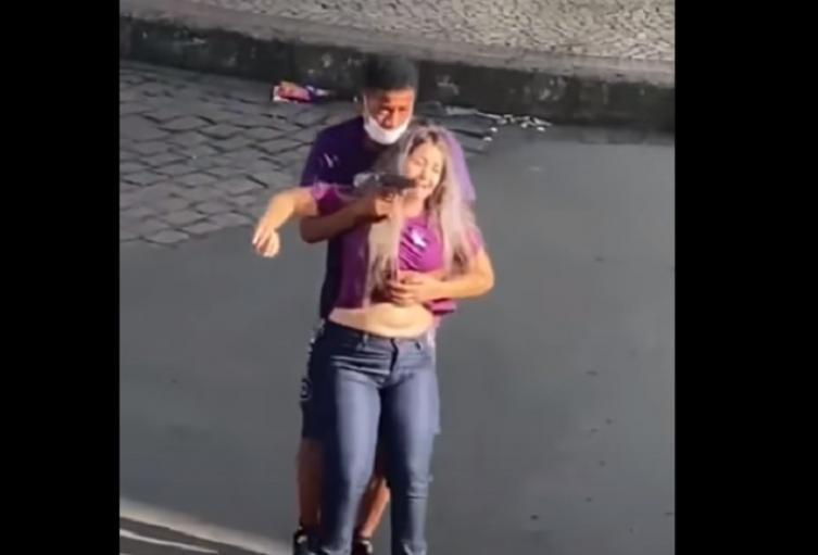 Caso de rehén en Brasil