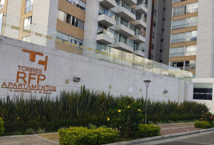 Investigan la caída de un hombre desde el piso 14 del edificio RFP en Ibagué