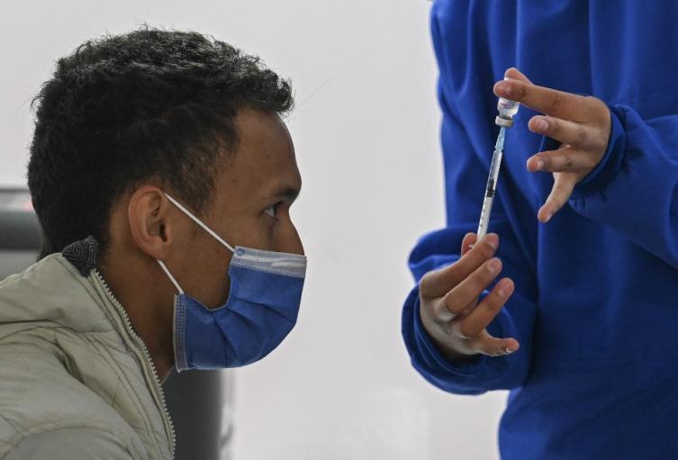 Vacunación contra la covidd-19 en Colombia