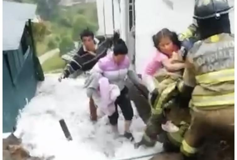 Emergencia Ciudad Bolívar