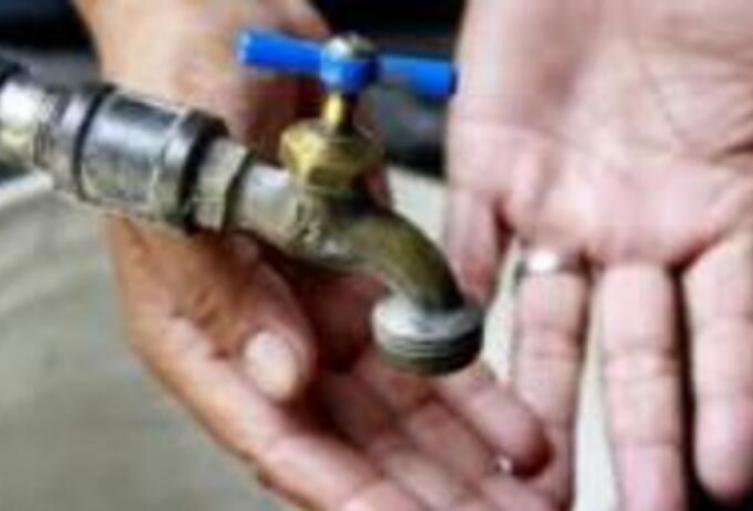 El motivo del corte, obedecen a que se realizarán labores de mantenimiento y lavado de tanques, anunció EPM.
