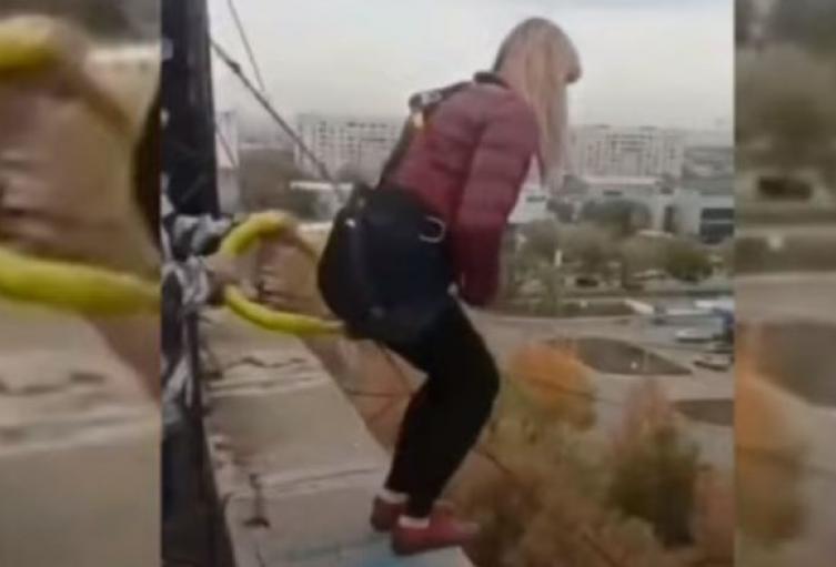 salto en Bungee