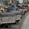 Camiones en bogotá