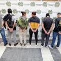 Capturados integrantes de 'Los Chivos'