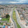 Localidad de Suba, noroccidente de Bogotá.