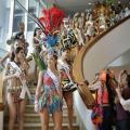 Señorita Colombia 2020 - traje artesanal