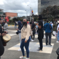 Masacres protestas Bogotá