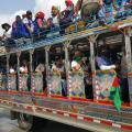 Durante 3 días las comunidades indígenas permanecieron asentadas en Cali.