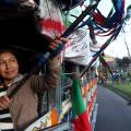 Minga Indígena anuncia movilización este lunes en la Plaza de Bolívar