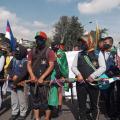 Minga Indígena inicia movilización este lunes en la Plaza de Bolívar