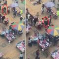 Ladrones roban en gavilla en el centro de Bogotá