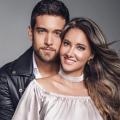 Lenard Vanderaa y Daniella Álvarez