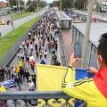 Protestas en Bogotá/ Paro nacional el 12 de mayo de 2021