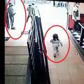 Video salva a niña