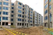 Construcción de vivienda en Bogotá