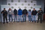 POLICIAS CAPTURADOS
