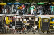La Secretaría de Movilidad adelanta el proceso.