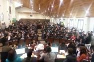 Plenaria del Concejo de Bogota