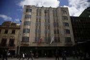 Personería de Bogotá, fachada