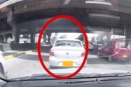 Así operan los atracadores de vehículos en Bogotá