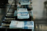 Paquetes de billetes