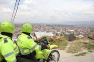 Imagen de referencia: Policía en Ciudad Bolívar