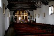 Interior iglesia San Bernandino 2