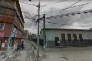 Cables aéreos en Bogotá