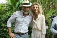 La actriz colombiana se toma Netflix con una producción cargada con bastante erotismo.