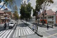 Avenida Caracas con calle 37