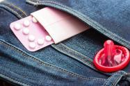 Píldoras y condones, algunos métodos anticonceptivos