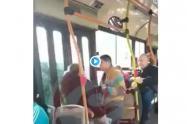 Ladrón es molido a bailados por robarse un celular.