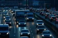 Foto de referencia sobre el tráfico citadino