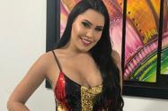 Ana del Castillo saltó a la fama en febrero pasado tras un duro accidente de tránsito.