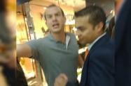 Caso de homofobia en el Centro Comercial Andino