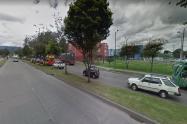 Carrera 88 con calle 72, Bogotá.