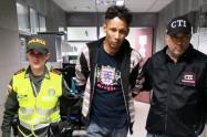 Luis Alberto Polanco Medina, es detenido por violencia intrafamiliar