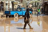 Irán Inundaciones
