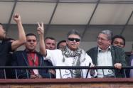 Libertad de 'Jesús Santrich'  jueves 30 de mayo de 2019