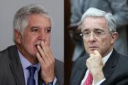 Enrique Peñalosa y Álvaro Uribe