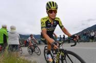 Esteban Chaves y el Tour Colombia