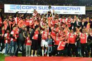 Santa Fe campeón de la Copa Sudamericana 2015